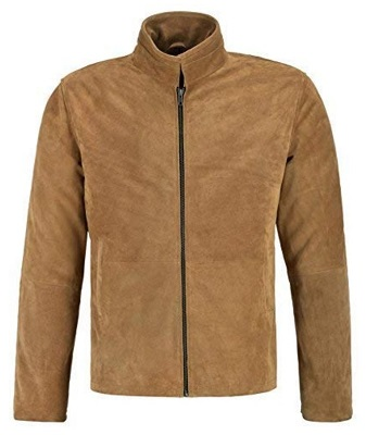 James Bond Fall Style Suede Jacket SPECTRE