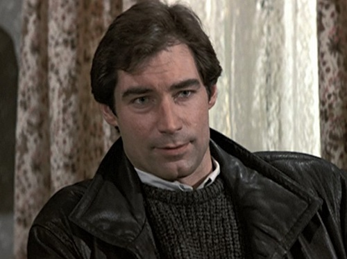 Timothy Dalton James Bond The Living Daylights Sweater