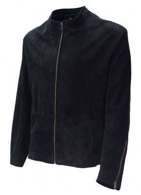 James Bond SPECTRE navy suede jacket affordable alternative