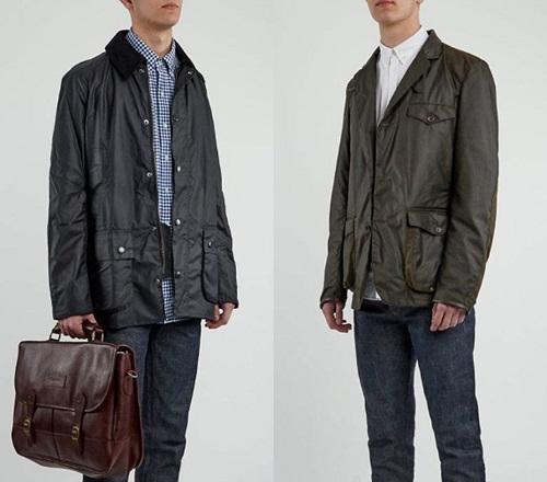 Barbour Men's Waxed Cotton Jackets
