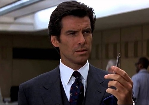 Living the Bond Lifestyle Pierce Brosnan
