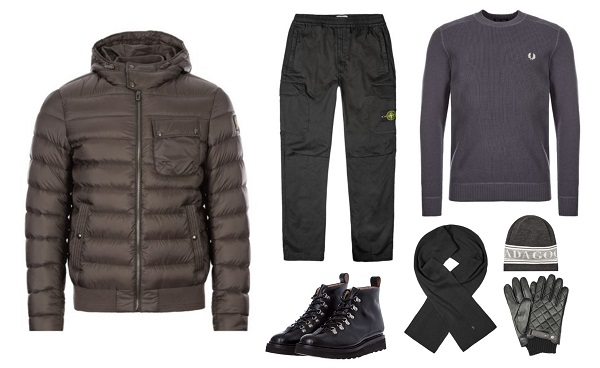 The Art of Layering casual men's streetwear style